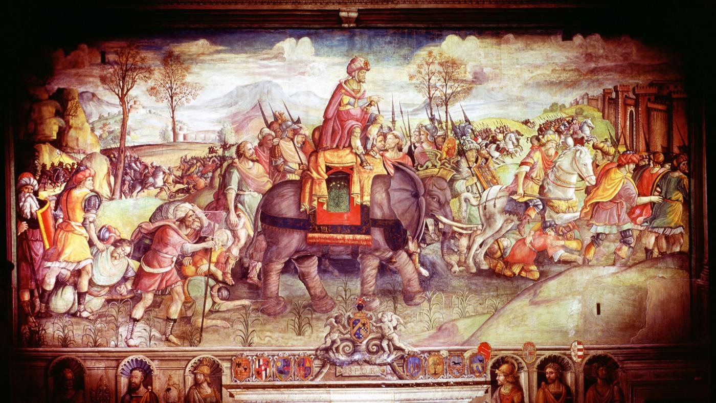 Numidische ruiters en hun bijzondere band met hun paard
